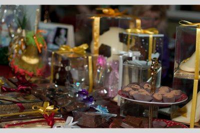 Новогодние подарки на выставке-ярмарке «Млын»